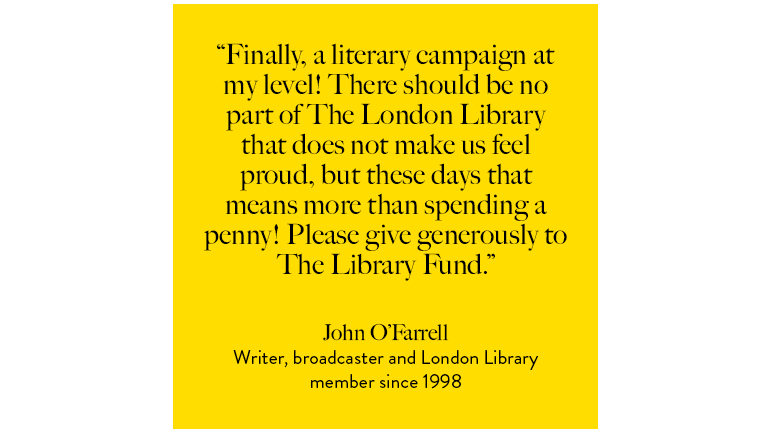 The Library Fund 2019/20