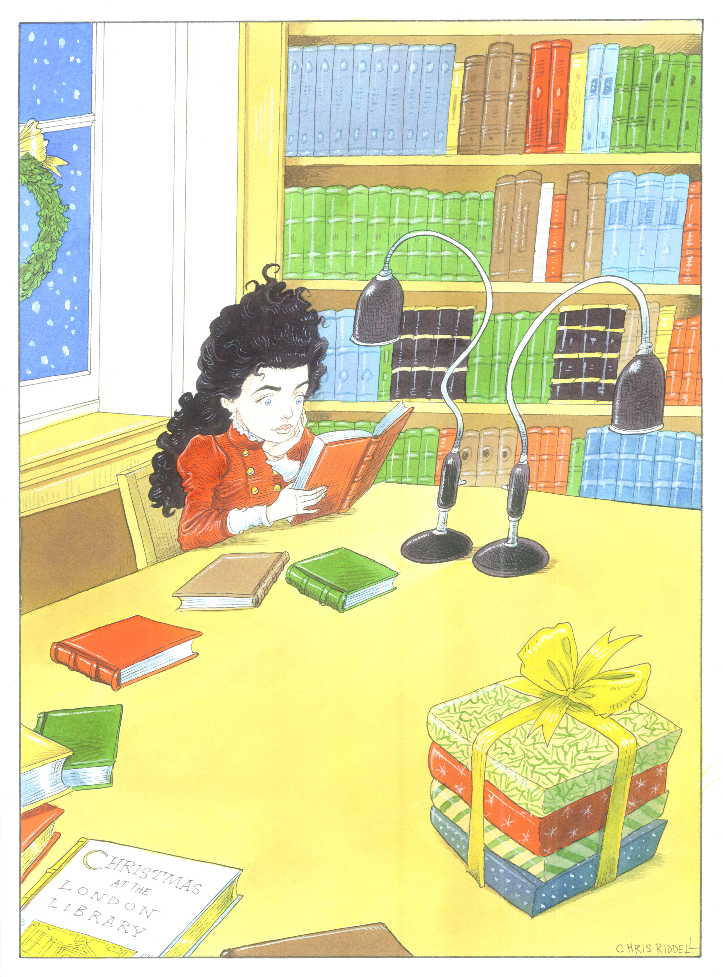 Chris Riddell Card for web