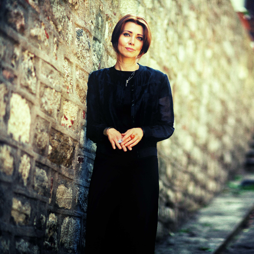 Elif Shafak (Photo: Zenel Abidin)