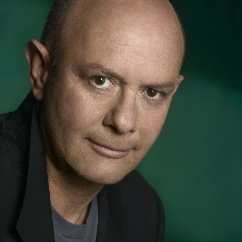 Nick Hornby (Photo: Sigrid Estrada)